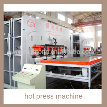 Semi-Auto-Kurzlauf-Heißpressmaschine / Spanplatten-Laminier-Heißpressmaschine