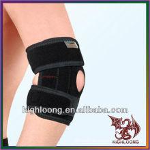 Ajustable deportes lesión resistente neopreno tobillo muñeca codo rodilla guardia