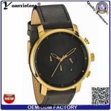 Yxl-933 Luxus-Marke berühmten Stil Männer Frauen Uhren Leder Nylon Quarz Armbanduhr Unisex männlichen weiblichen Uhr Relogio Masculino