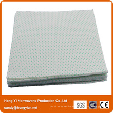 All Purpose Viscose and Polyester Needle Punched Nonwoven Fabric Kitchen Cleaning Cloth