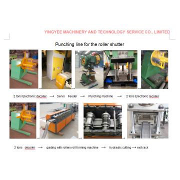 Roller Roller Metal Making Machine