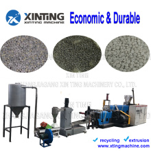 Plastic Single Screw Granulating Machine