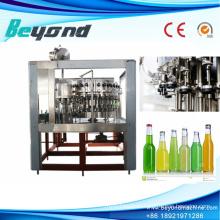 2-in-1 Glass Bottle Beverage Filling Equipment