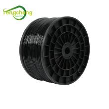 Cable de polietileno de la cuerda de tensión de la película del invernadero