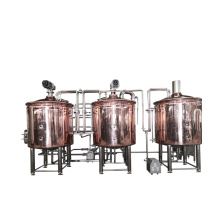 500l copper  electric pubs micro brewery equipment