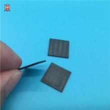 prensagem a quente formando lâmina de chip cerâmico de nitreto de silício
