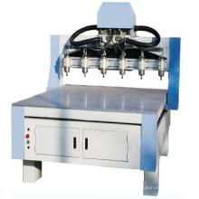 Máquina de gravação CNC com roteador CNC para madeira de melhor desempenho
