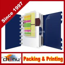 Cuaderno Crossover, Tamaño de 6 X 9 pulgadas, de Gran Angulación (520036)