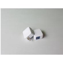 MINI 2USB CARGADOR (PLEGABLE) móvil, US EUR AU UK TW JP opción