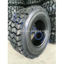 Neumático de dirección deslizante 10-16.5 12-16.5 con llanta