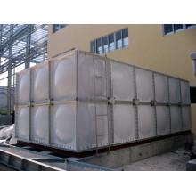 Tanque de agua combinado SMC de alta intensidad para uso del hotel