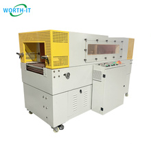 New Style Pet Shrink Wrapping Machine Can Shrink Wrap Machine Mini Shrink Tunnel