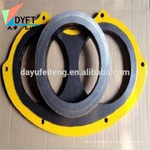 China Betonpumpe Verschleißplatte & Verschleißring für Zommline