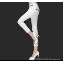 Heiße Verkaufs-lange Art-Art- und Weisebeiläufige Hosen für Dame