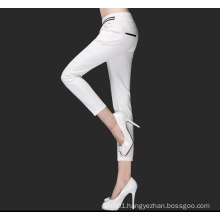 Hot Sale Long Style Fashion Casual Pants for Lady