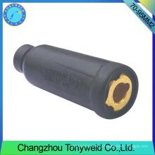 70-95mm2 ТИГ женский кабель совместных соединительный кабель
