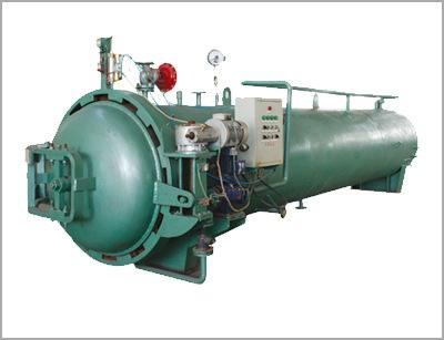 Wood Treatment Autoclave Equipment