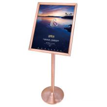 Stainless Steel Hotel Sign Board (DV37)