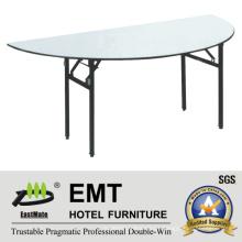 Mesa banquete dobrável do hotel Banqueting Hall (EMT-FT606)