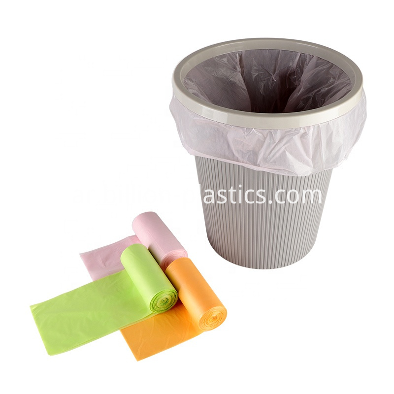 Biodegradable Kitchen Trash Bags
