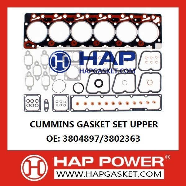 CUMMINS Head Gasket Set 3804897