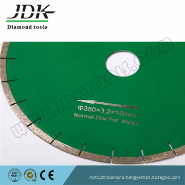 Dsb-6 Fan Segment Diamond Saw Blade for Marble Cutting