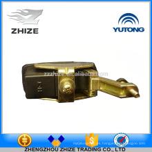 Pieza de bus 5940-07445 Tira de bloqueo-Negro para Yutong ZK6930H / ZK6129HCA