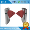 Bidirectional Access Flap Barrier Entrance Turnstile Gate