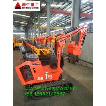 Windstorm Mini Excavator XN10 EU-V Engine رخيصة الثمن