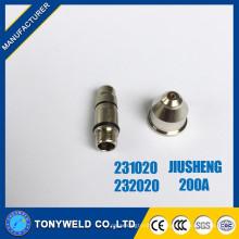 231020/232020 Jiusheng 200А водяное охлаждение электродов