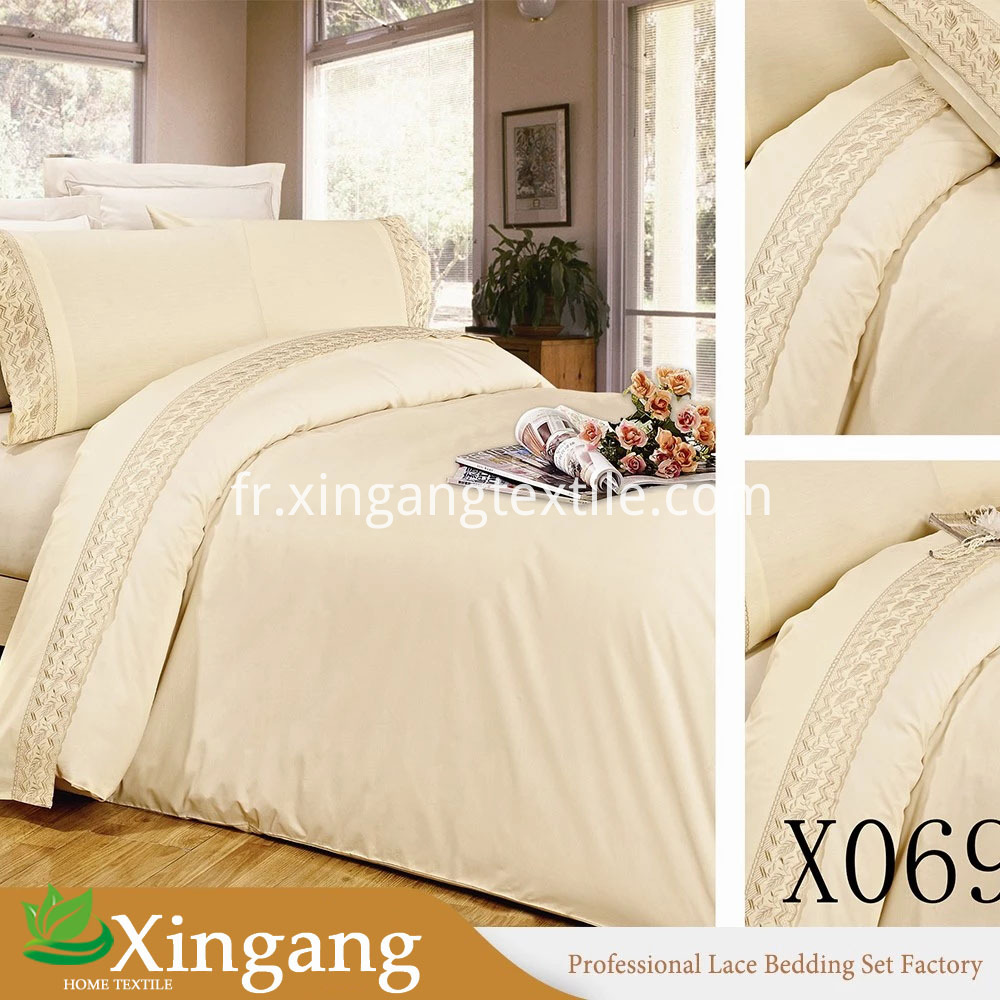 LACE BEDDING (6)