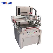 Máquina de impressão semi automática da tela do punho do silicone