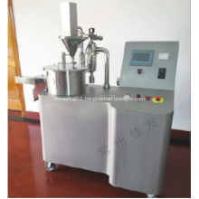 Centrifugal Powder Coating Granulating Machine