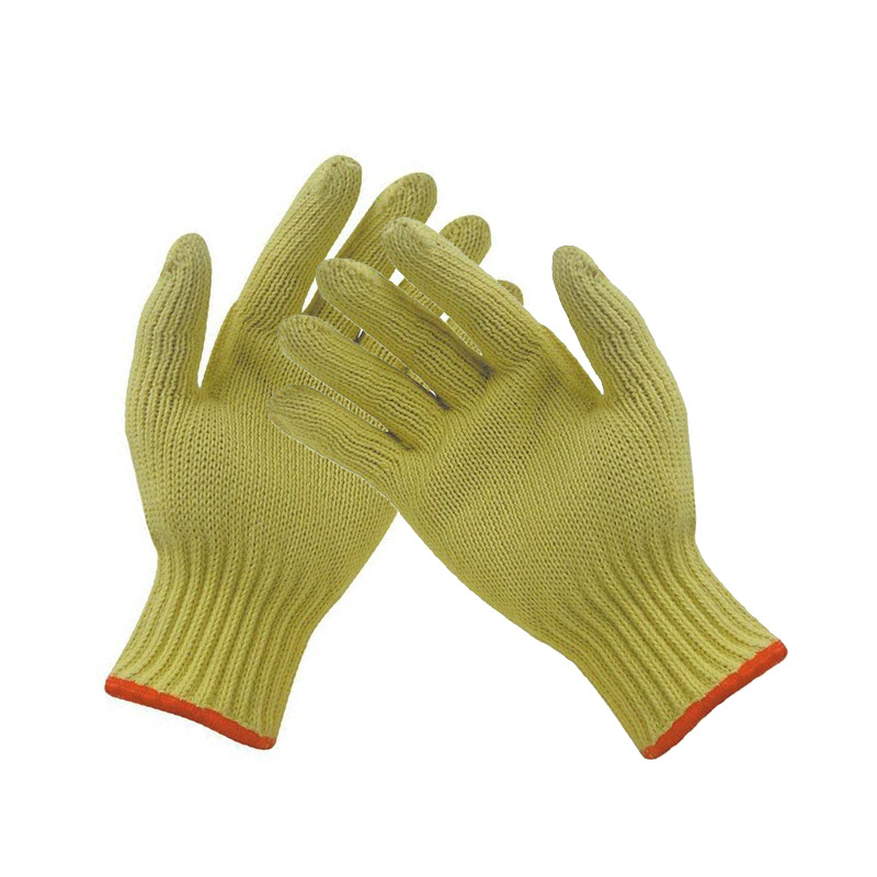 Anti Scratch Para Aramid Gloves