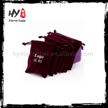 Мода стиль бархат жемчужина мешок с низкой ценой