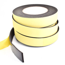 High Density Double Sided Self Adhesive EVA Foam Tape For Mirror And Mounting Nameplates