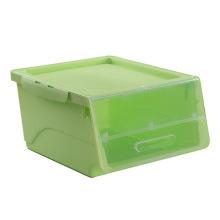 Flip-on Household Storage Plastic Storage Box (SLSN033)