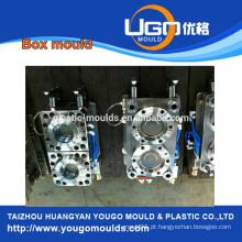 Fábrica de moldes de plástico de alta precisão na China