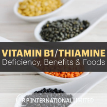 Vitamin B1 Thiamine BP / USP / Food Grade