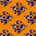 Guaranteed Wax Block Print fabric 24x24 72x60