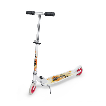 2016 Children Kick Scooter with 125mm PU Wheel (BX-2MBA-125)