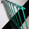 2D двойной проволочный забор