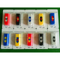 New Arrival Colorful Cigarette Smoking USB Electronic Lighter