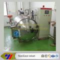 1000 litros de capacidad Autoclave Esterilizador retorta para conservas de alimentos