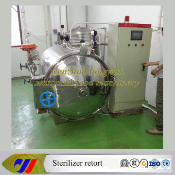 1000 Liters Capacity Autoclave Sterilizer Retort for Canned Food
