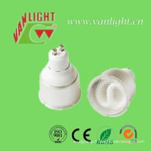 Réflecteur CFL GU10 remplaçable Energy Saving Lamp (VLC-GU10-A2), ampoule économie d'énergie