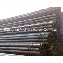 Q235 Углерода ВПВ сварных стальных труб
