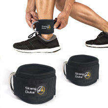 Fitness Ankle Ring Ankle Buckle Leg Muscle Training Device Hip Training Pull Rope