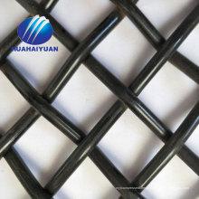 Malha de triagem de tela de vibração de alta malha Malha de treliça de aço de malha de tela de triturador