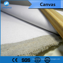 big promotion 260gsm matt polyester art canvas for Displays
